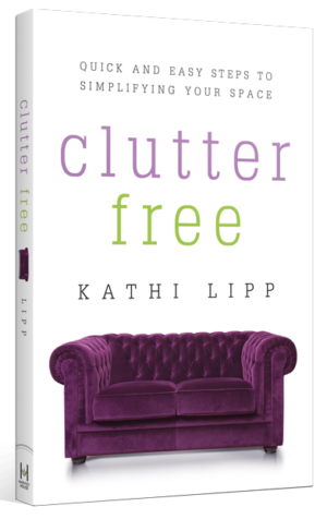 clutter free book cover